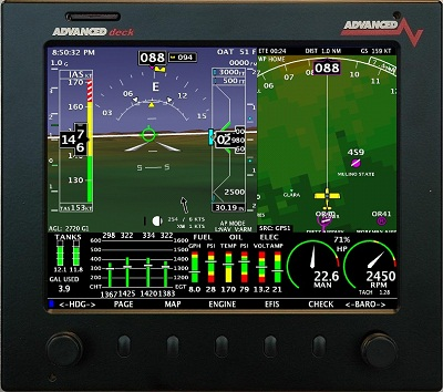 Advanced Flight Systems - AF-4500